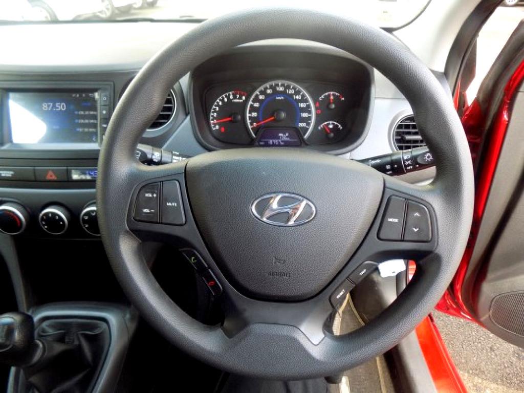 2019 Hyundai Grand I10 1.0 Fluid