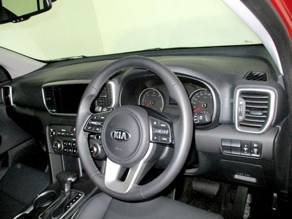 2020 Kia Sportage 2.0 Crdi Ex a/t