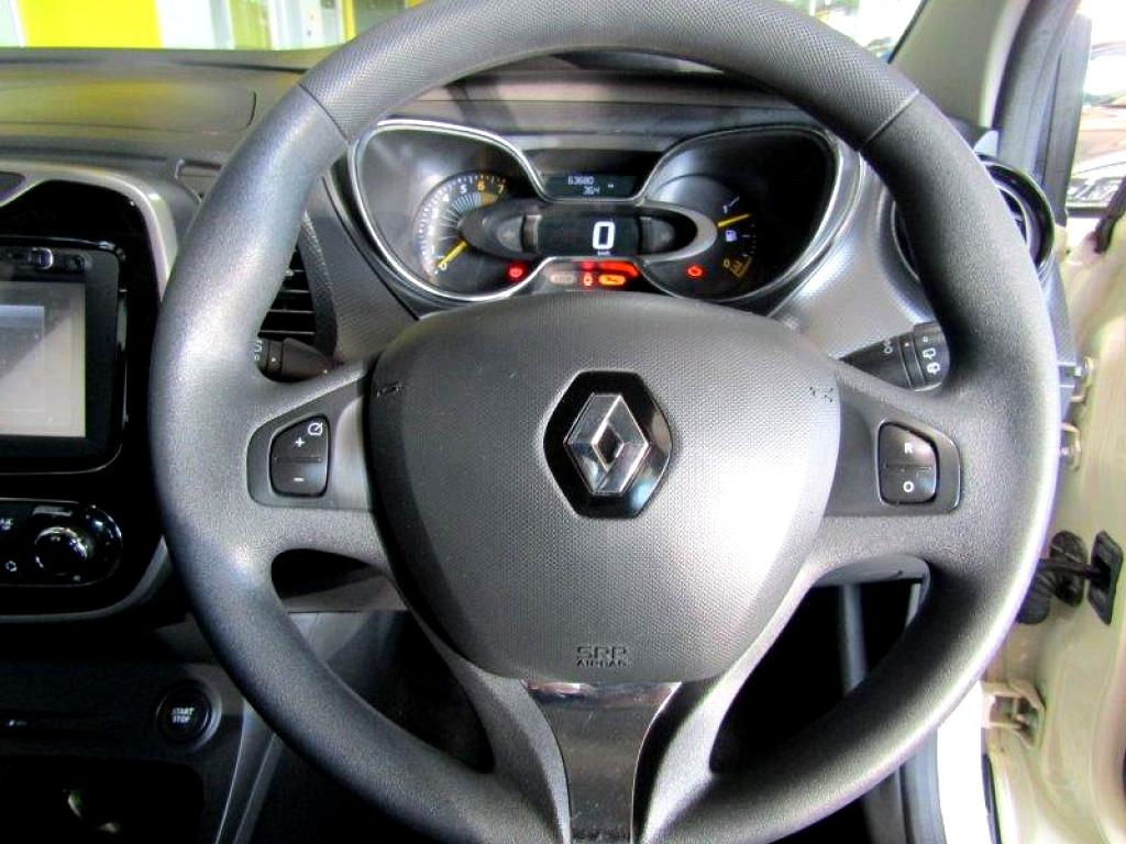 2016 Renault Captur Captur 900t Expression 5dr (66kw)