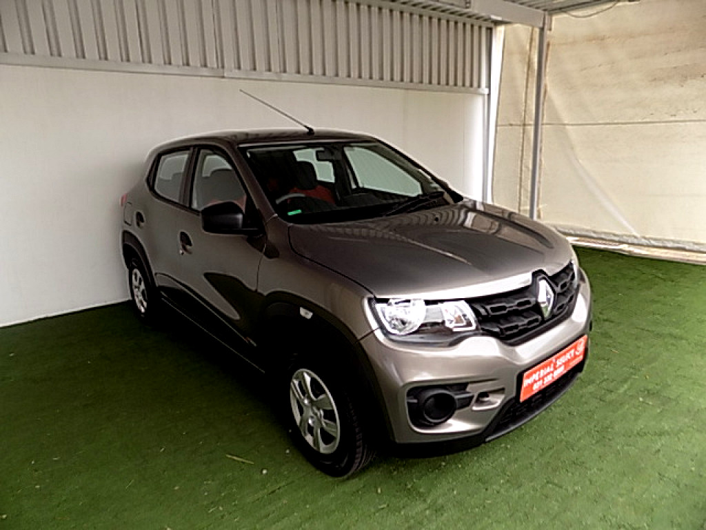 2019 Kwid 1.0 Expression 5dr