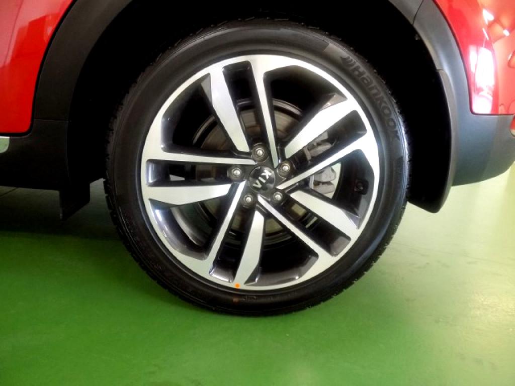 2020 SPORTAGE 2WD 2.0D AT EX+