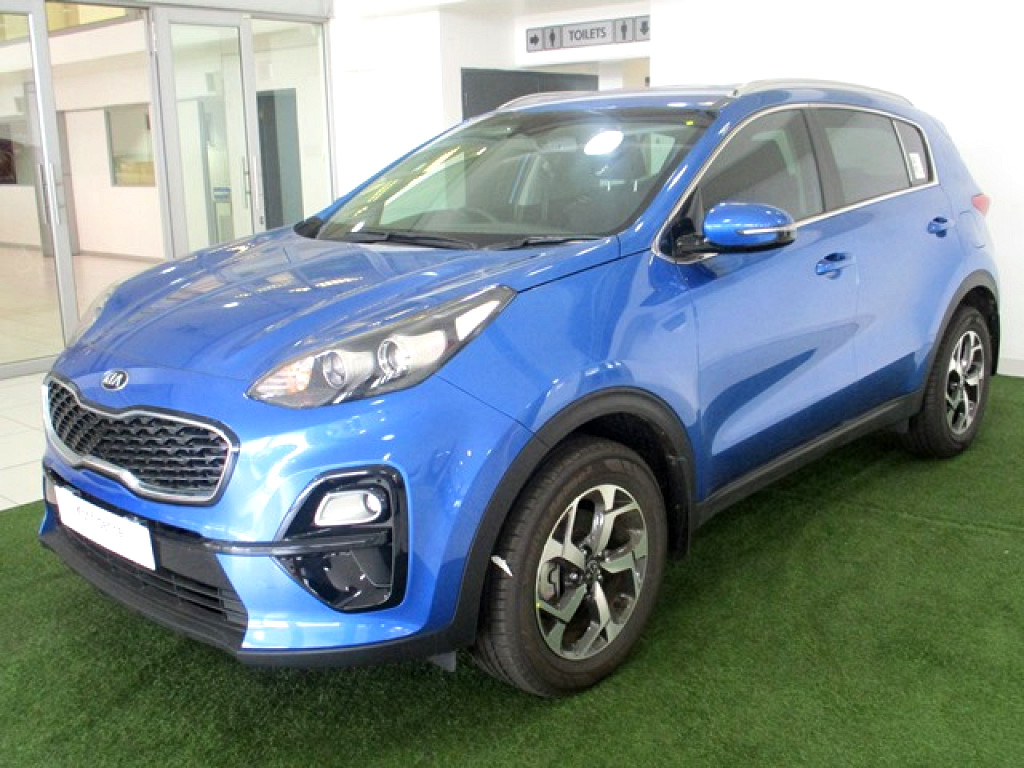 2020 SPORTAGE 2WD 2.0D AT IGNITE+