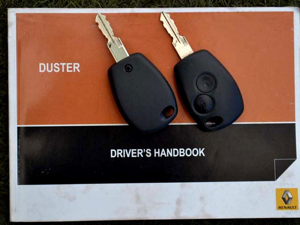 2014 Duster 1.5 Dci Dynamique 4x4