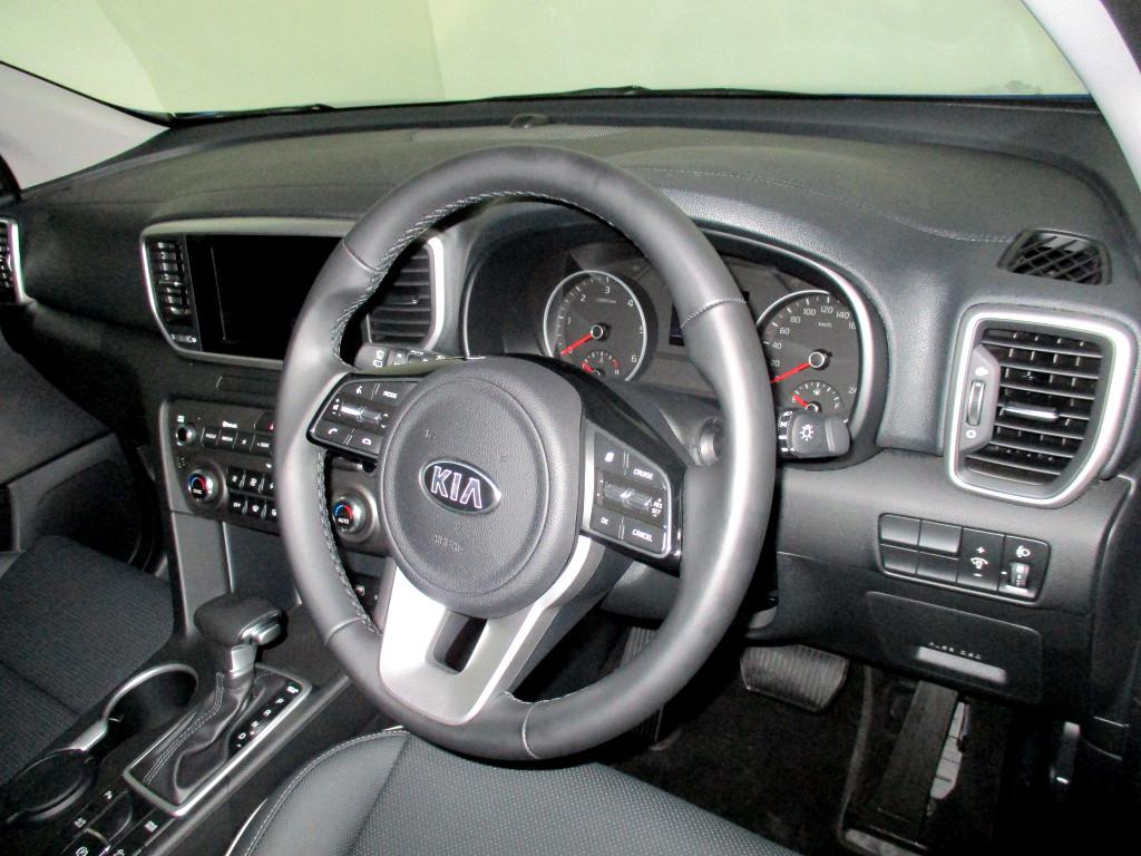 2020 SPORTAGE 2WD 2.0D AT EX
