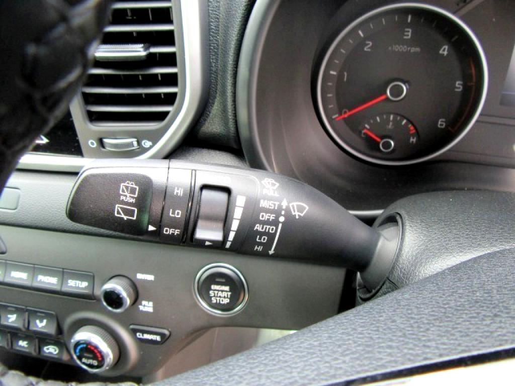 2020 KIA SPORTAGE 2.0 CRDi EX A/T AWD