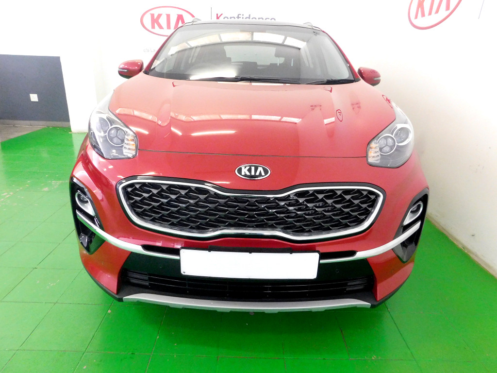 2020 SPORTAGE 2WD 2.0D AT EX+