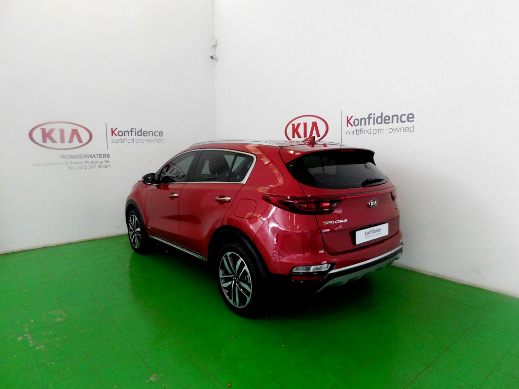 2020 SPORTAGE AWD 2.0D AT EX