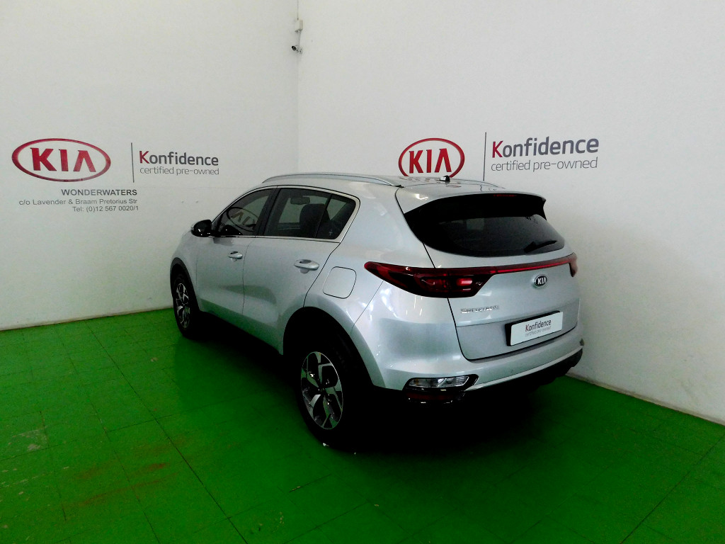 2020 SPORTAGE 2WD 2.0P MAN IGNITE+