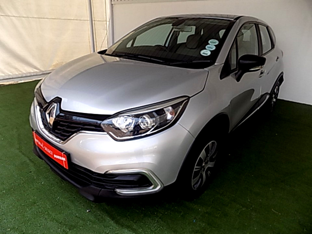 2016 Captur 900t Expression 5dr (66kw)