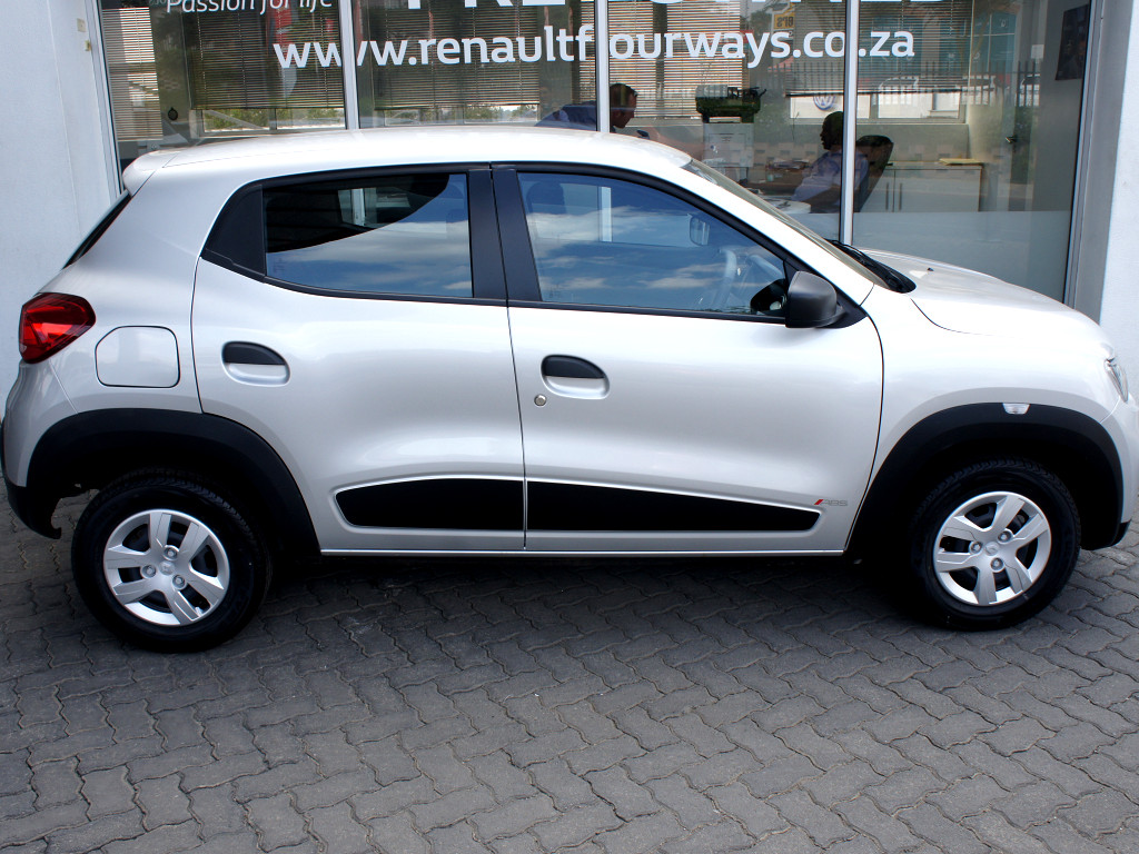 2020 RENAULT KWID 1.0 EXPRESSION ABS 5DR