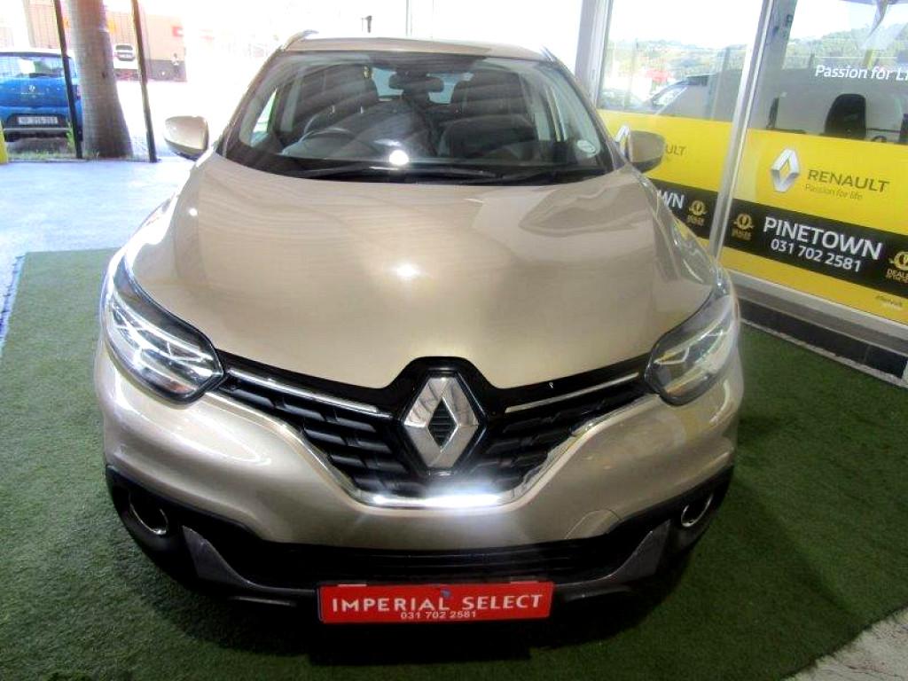 2018 Renault Kadjar 1.6 Dci 4x4