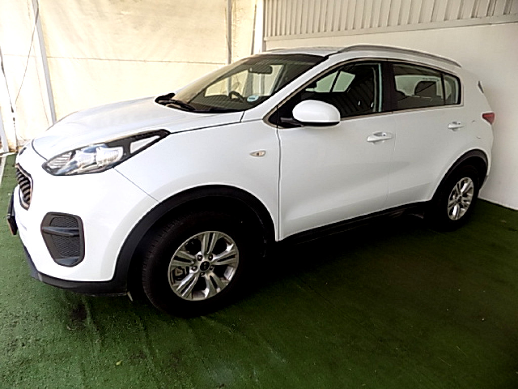 2018 SPORTAGE 2WD 2.0P MT IGNITE
