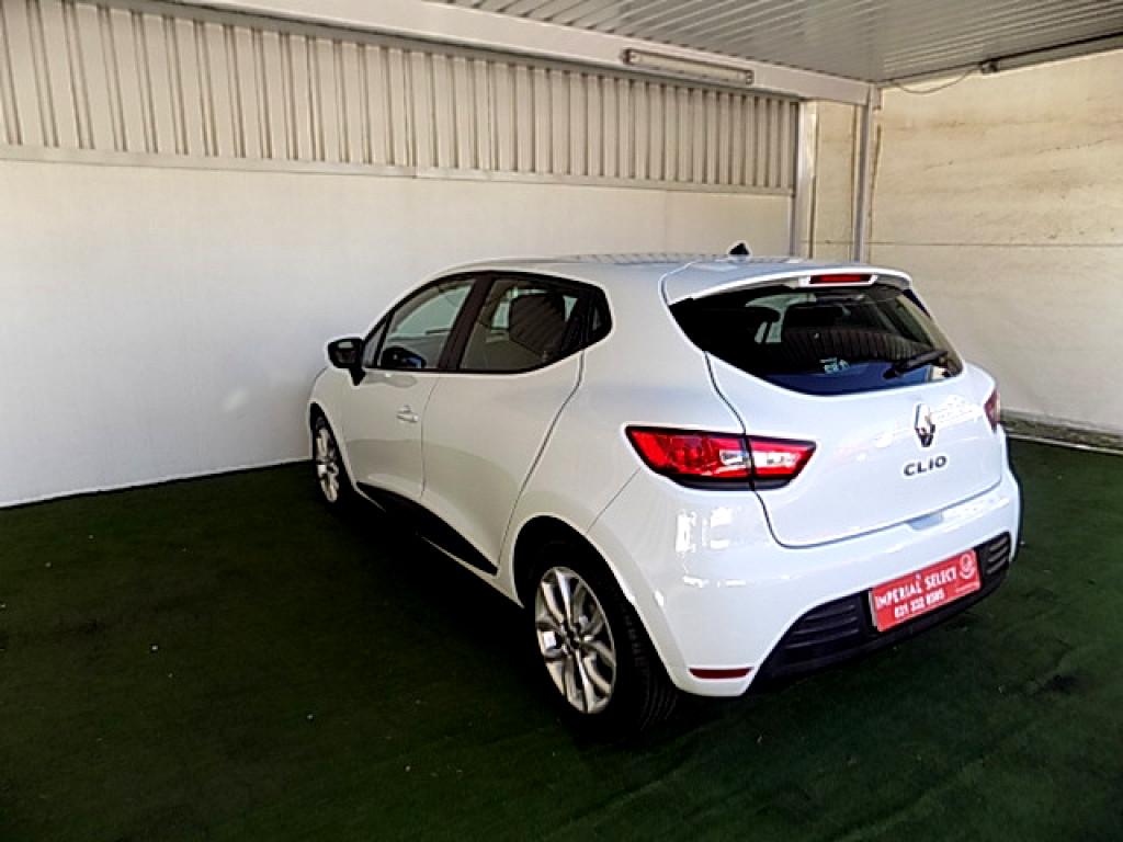 2018 Clio Iv 1.2T Expression Edc 5dr (88kw)