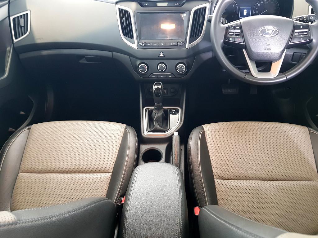 2017 HYUNDAI CRETA 1.6 EXEC AUTO
