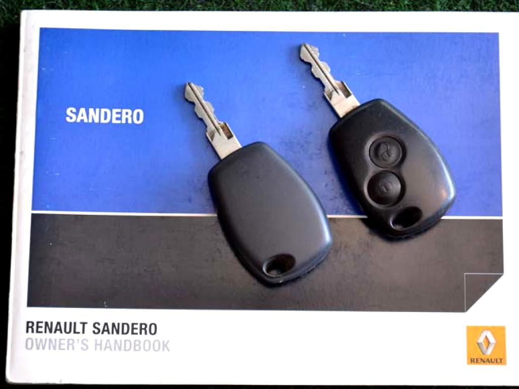 2014 Sandero 1.4 Ambiance