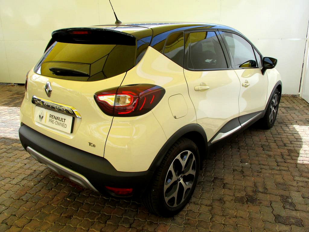 2018 Captur Dyn EDC 88KW Turbo PH2