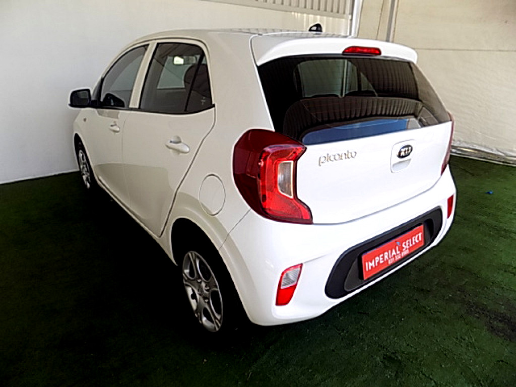 2018 Picanto 1.0 MT Street