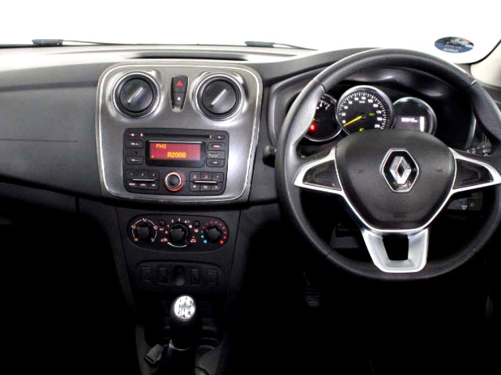 2018 Renault Sandero Sandero 900t Stepway Expression