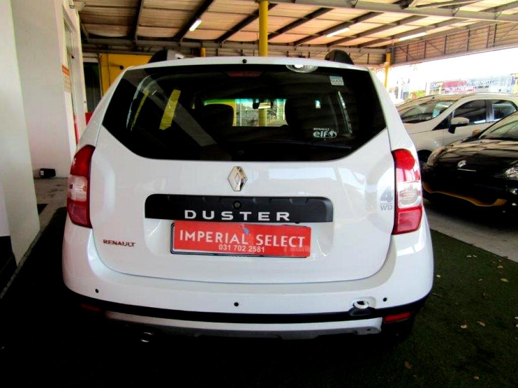 2018 Renault Duster 1.5 Dci Dynamique