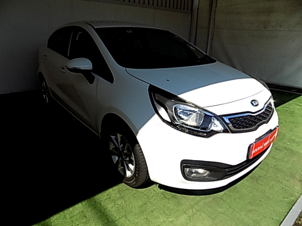 2013 Kia Rio1.4 (4dr) a/t