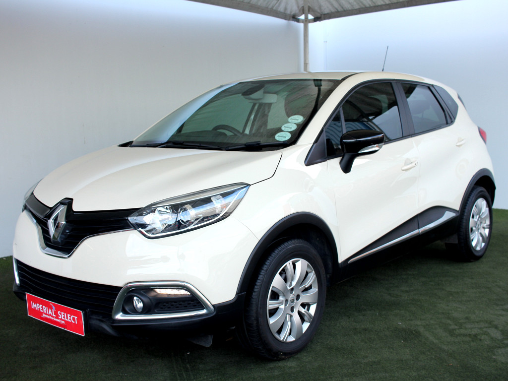 2017 CAPTUR EXPRESSION 66KW TURBO